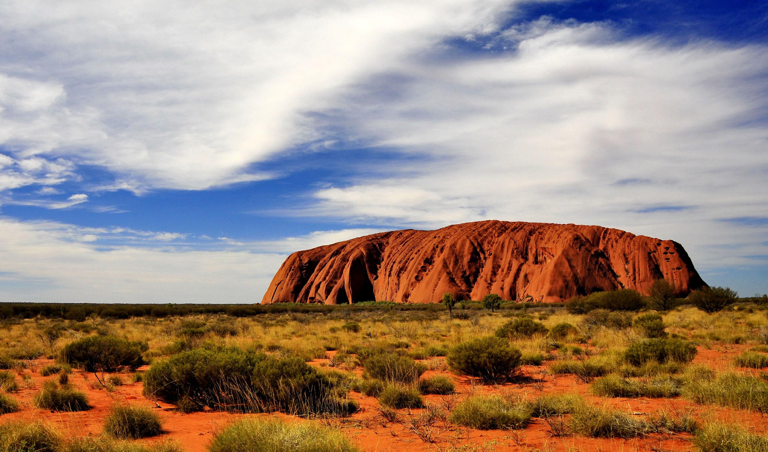 ayers-rock-australia 123rf