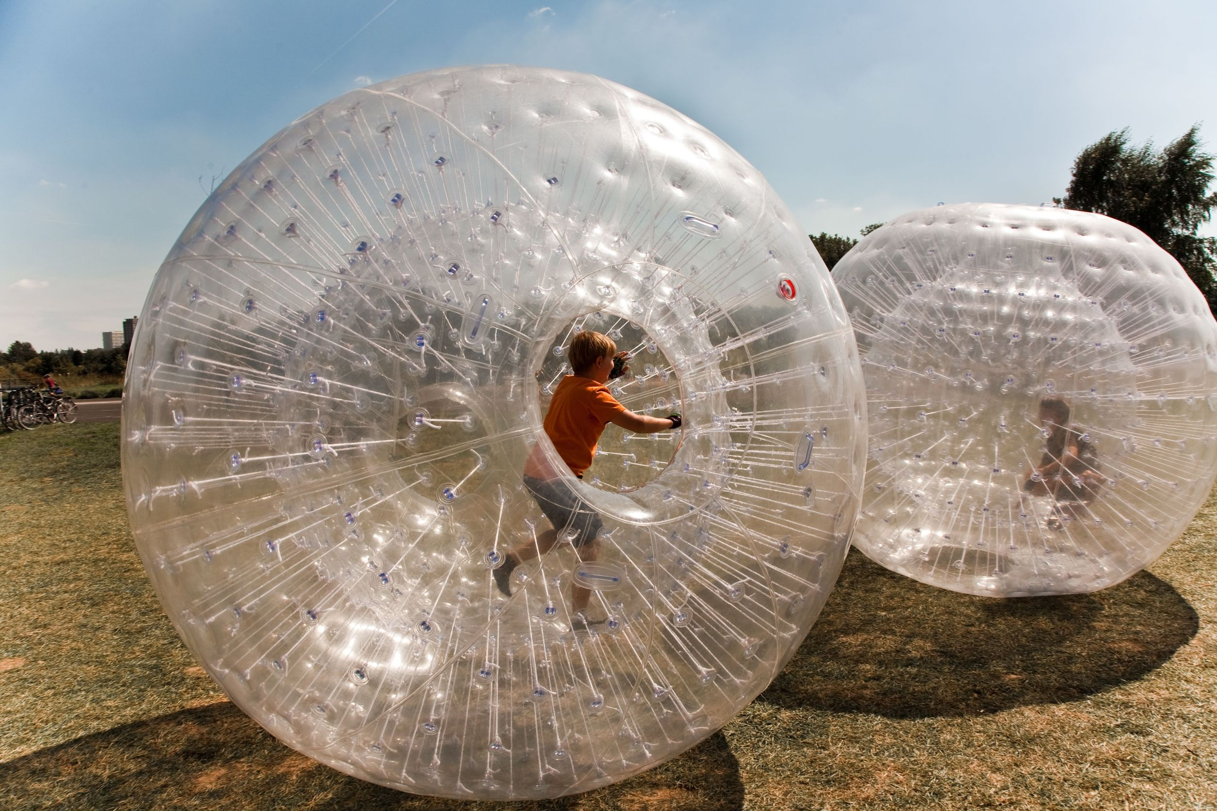 kids-in-zorbs-new-zealand