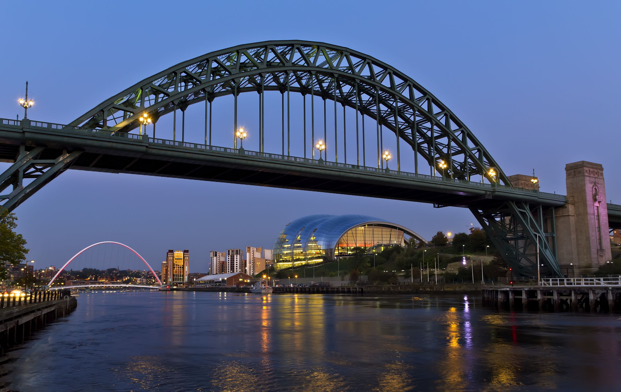 australia newcastle bridge 123rf
