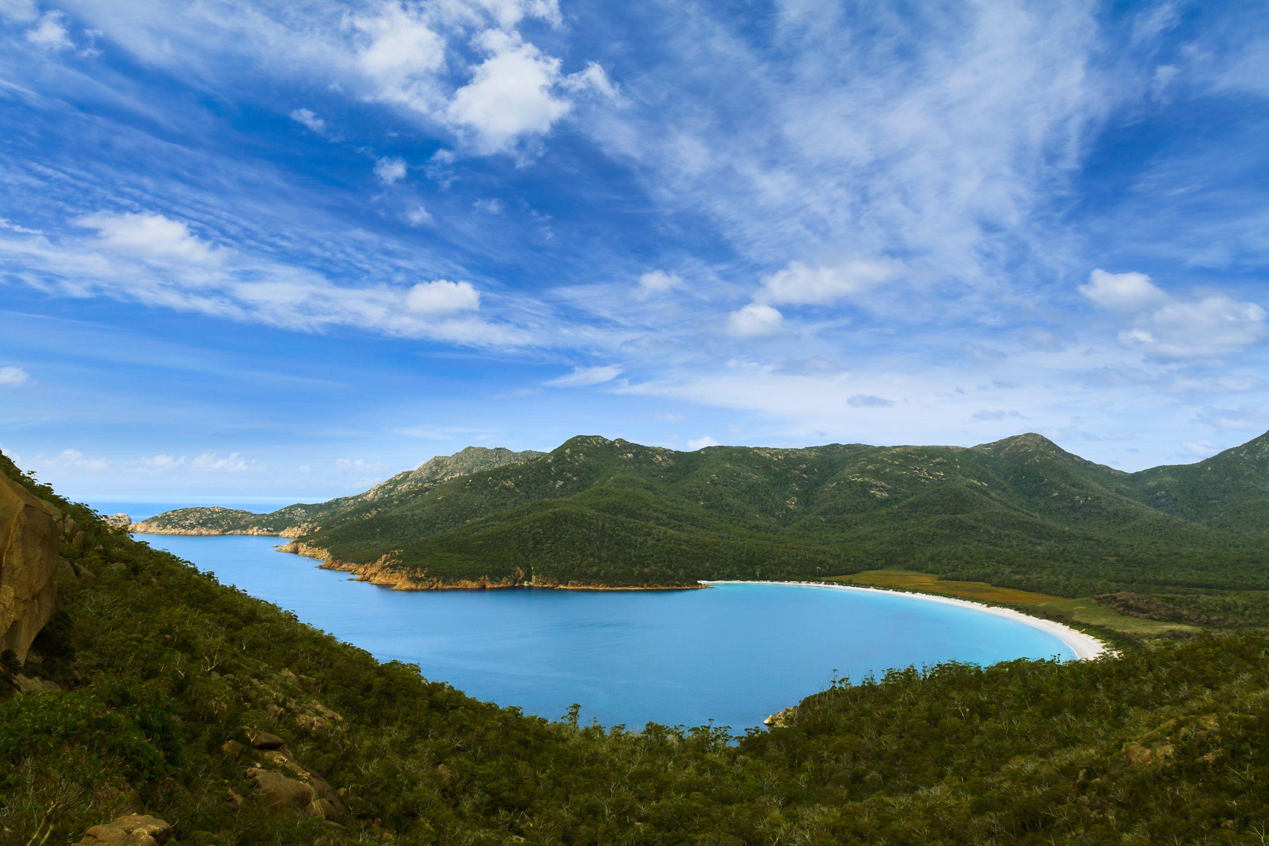 australia tasmania park 123rf