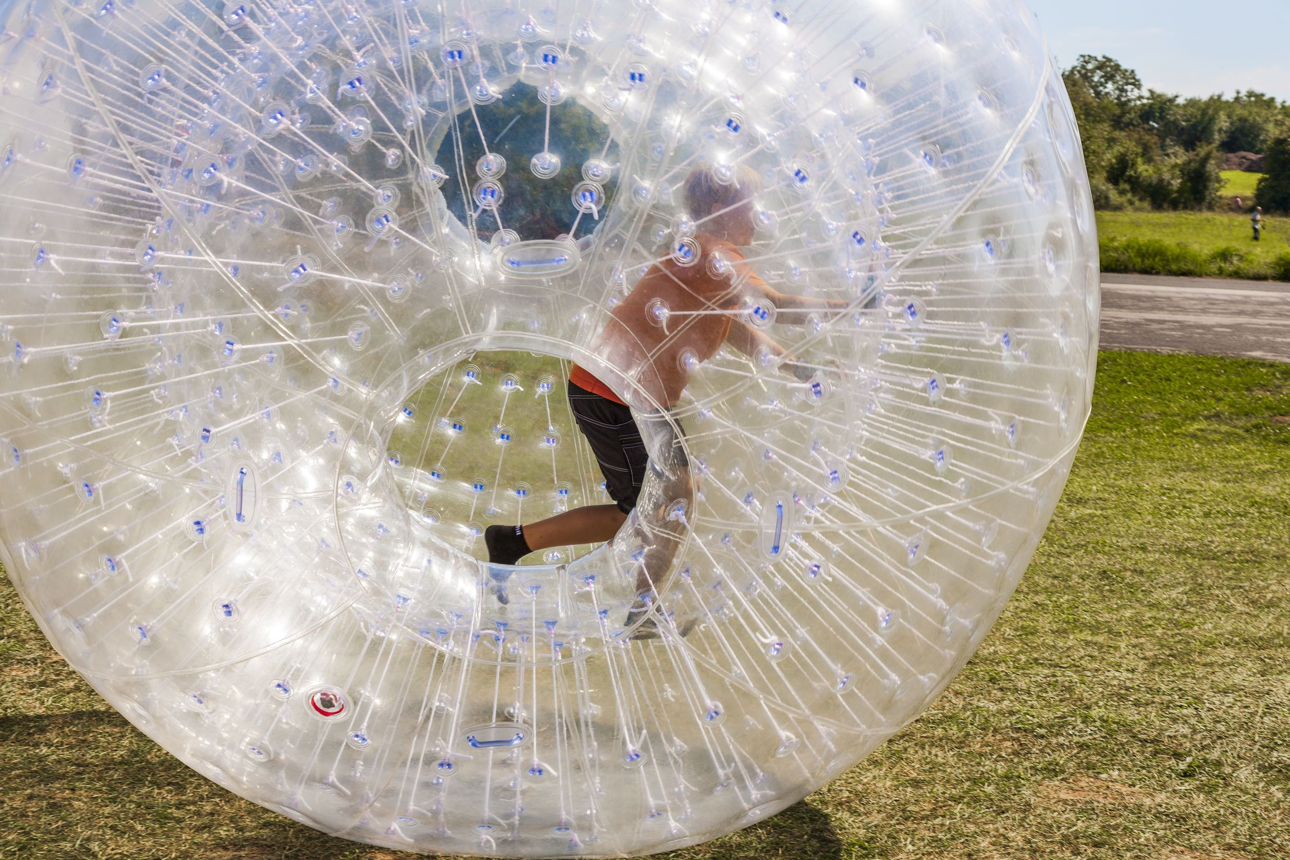 kid-running-in-zorb-new-zealand