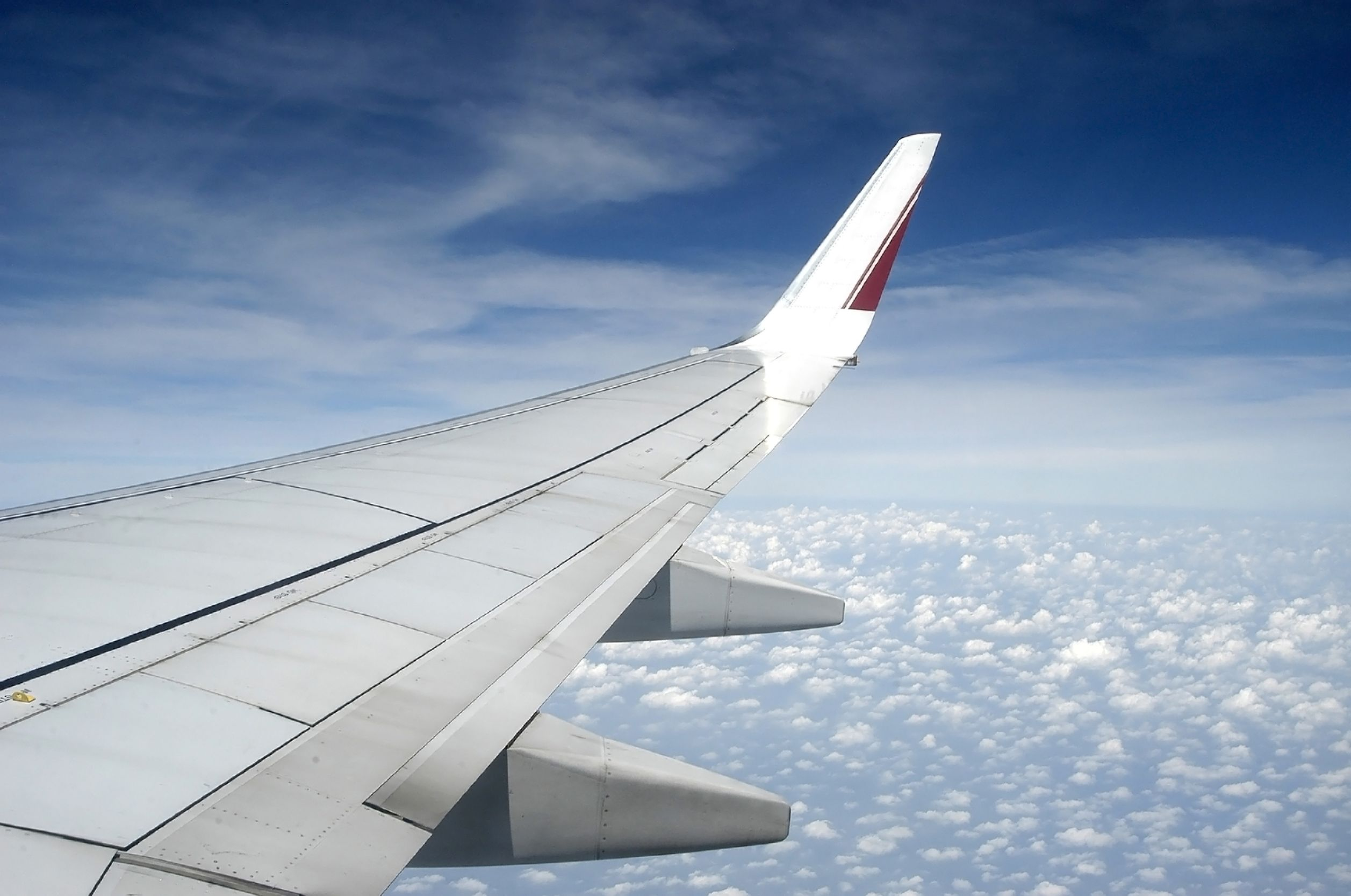 plane-wing-new-zealand