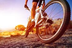 bike-sunset-australia