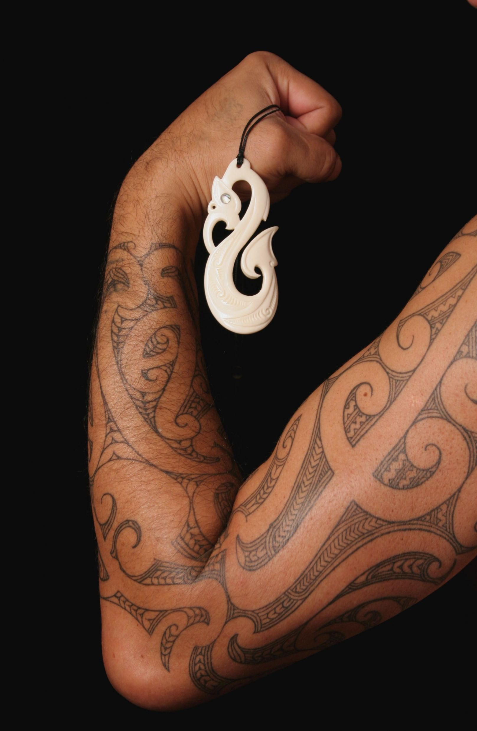 new zealand maori arm 123rf