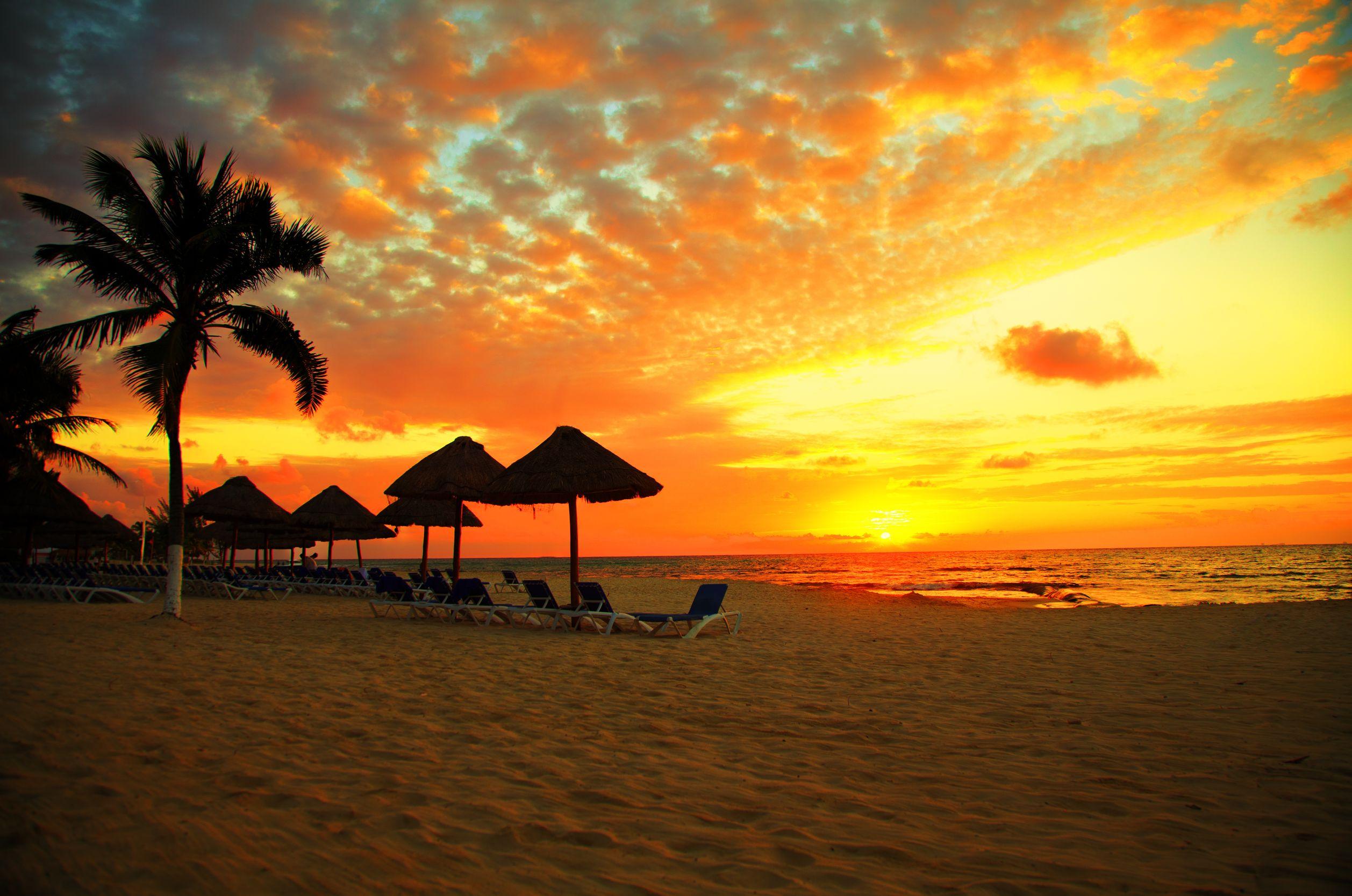 australia coastal sunset 123rf