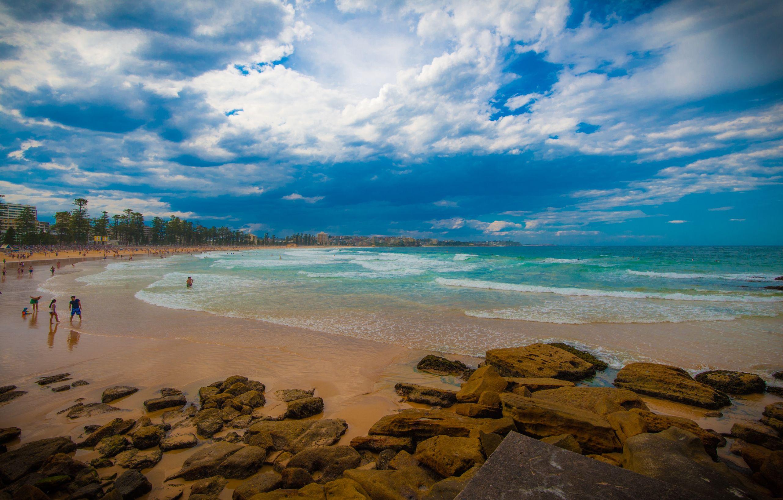 australia beach front 123rf