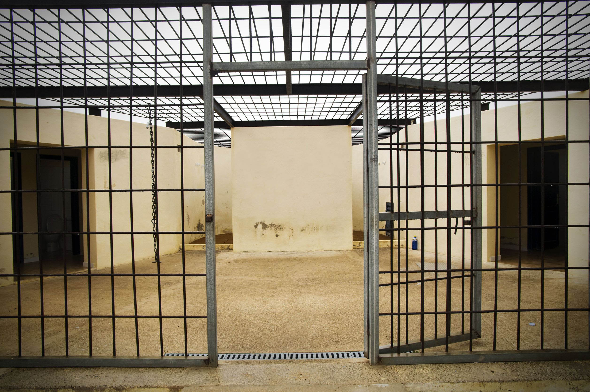 old jail australia 123rf