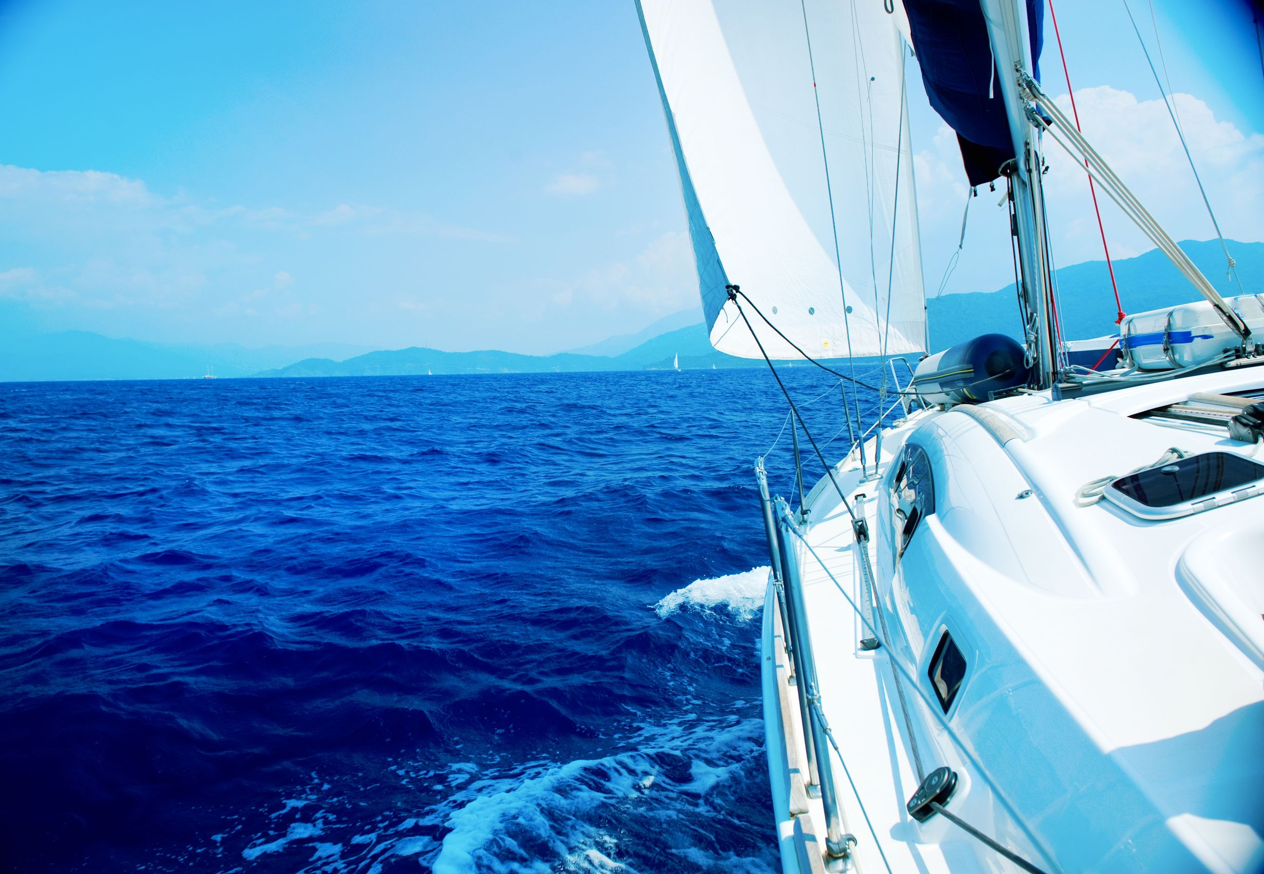 australia ocean yacht 123rf