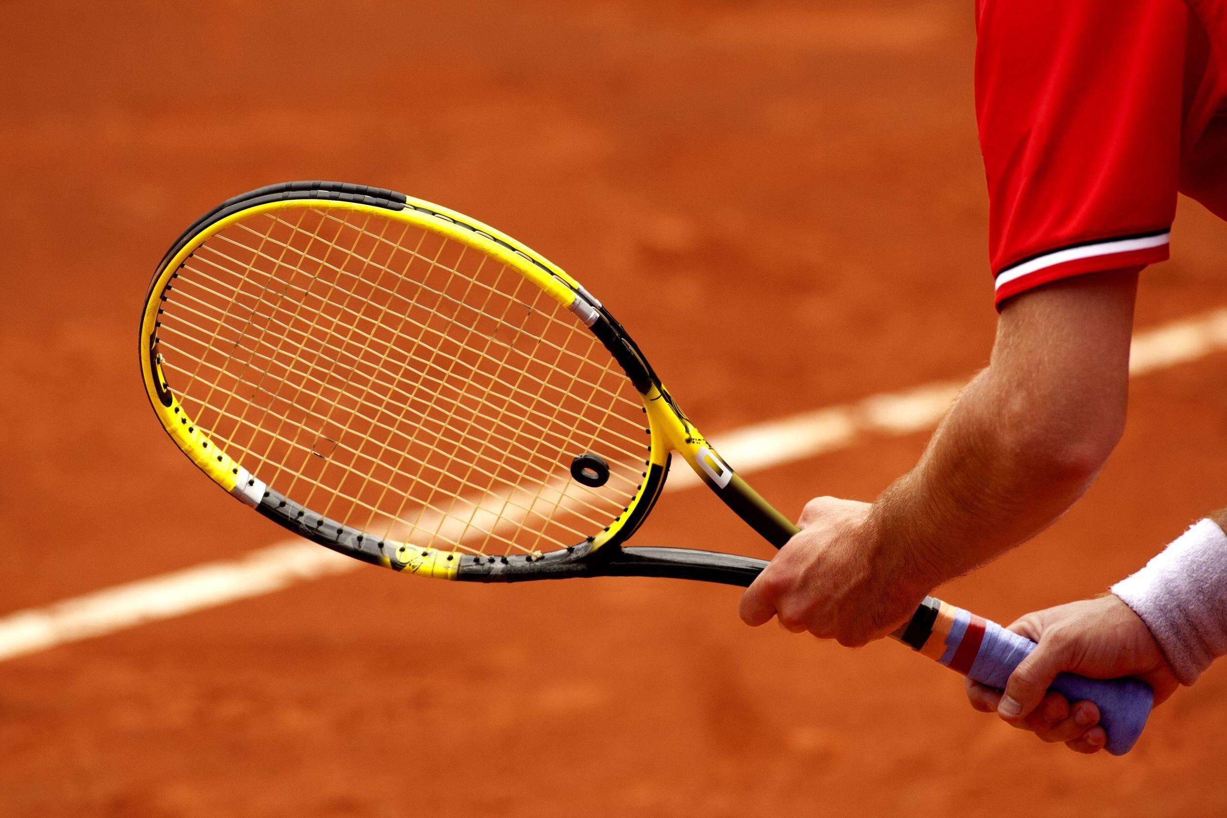 new zealand tennis player 123rf