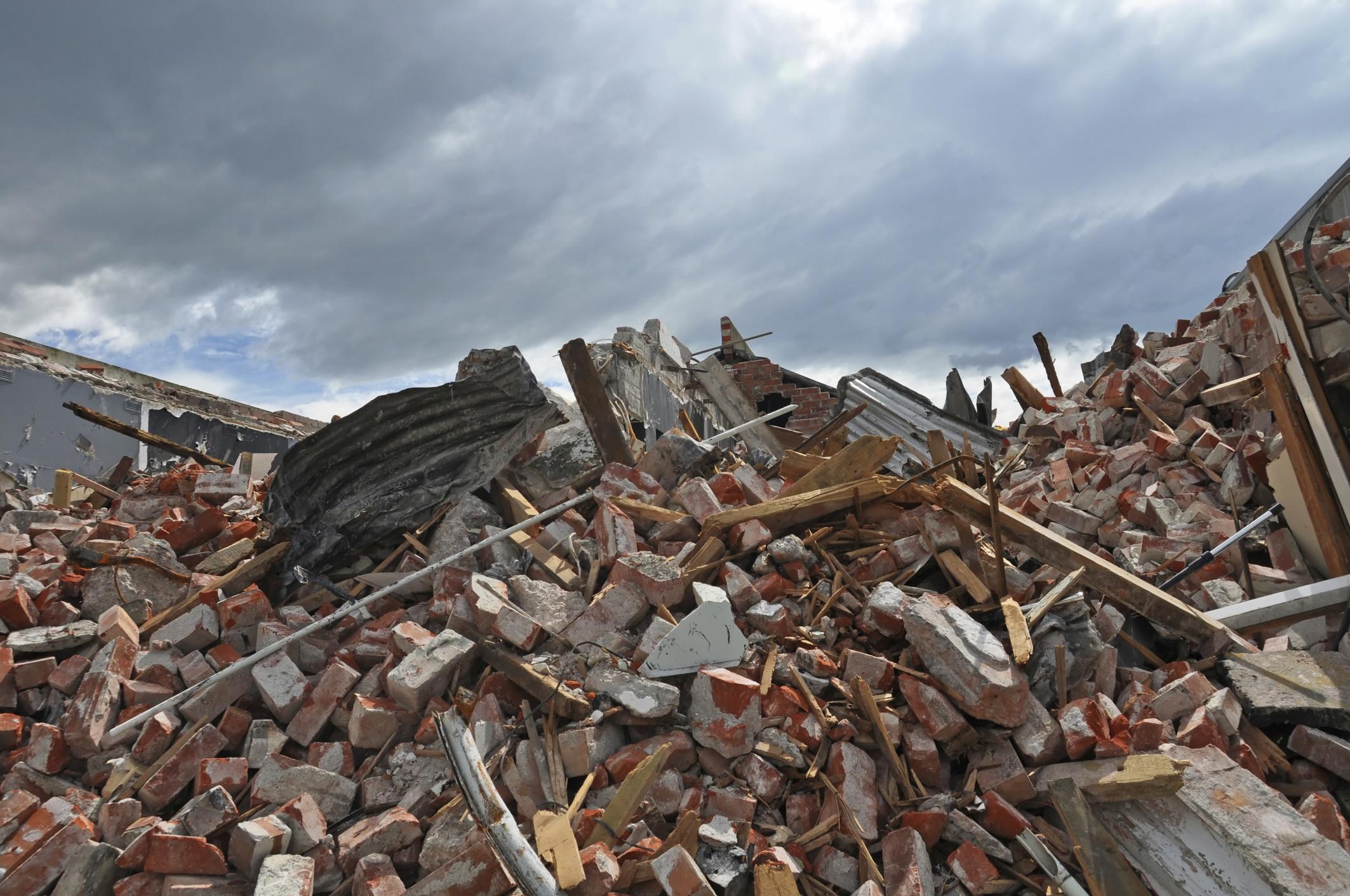 new zealand rubble thinkstock