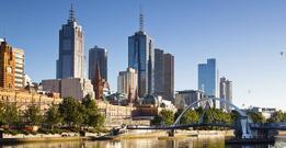 melborne-skyline-australia