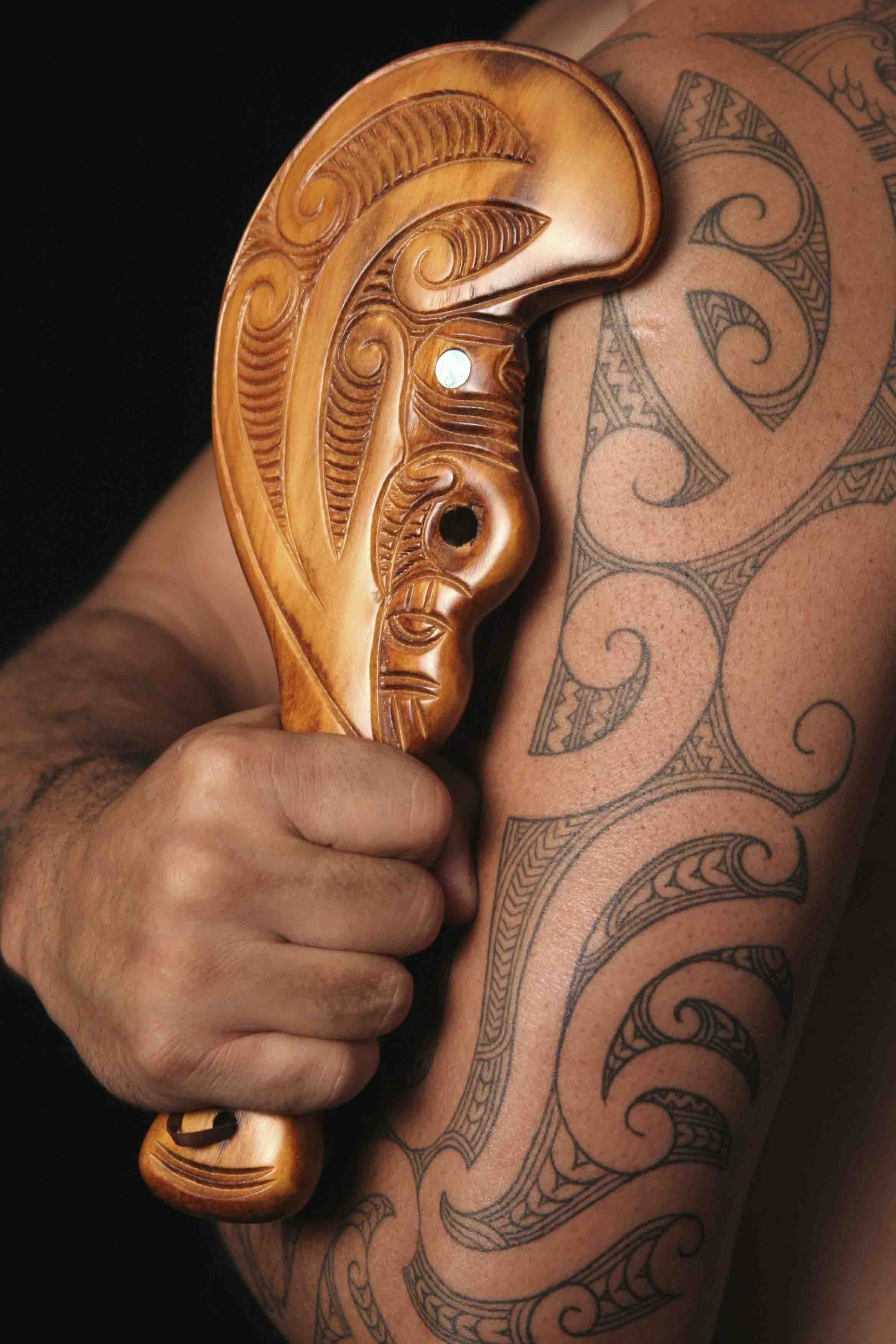maori arm thinkstock