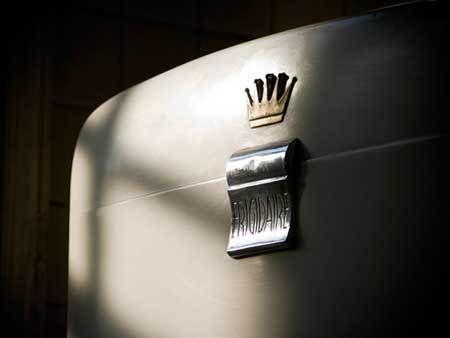 A Frigidaire refrigerator