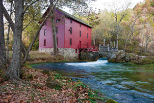 Alley Mills House, Missouri