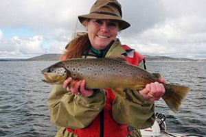 Big-game fishing charter out of St. Helens