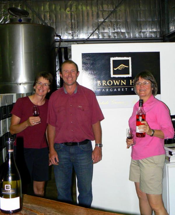 Brown Hill Winery, Australia