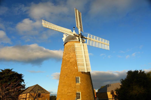 Callington Mill in Oatlands, Tasmania