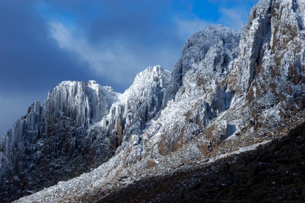 Crystal Mountain in Ben Lomond