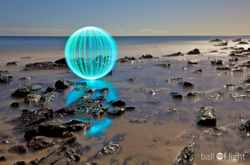 Ball of Light by Denis Smith