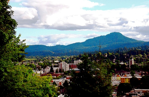 Eugene, Oregon