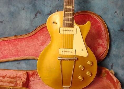A Gibson Guitar
