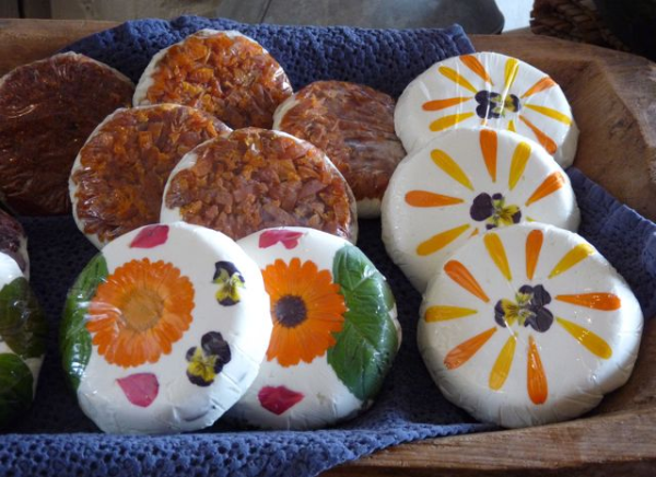 Homemade Goat Cheeses from Harley Farms
