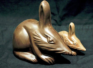 Haighs Chocolate Bilbies