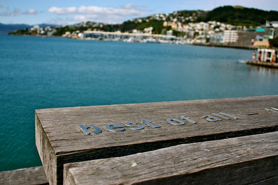 Wellington Writer's Walk