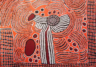 Journeys of the Dreamtime, Aboriginal Art Exhibit
