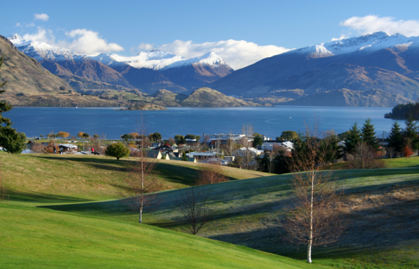 Lake Wanaka Township