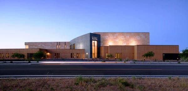 Musical Instrument Museum in Phoneix, Arizona