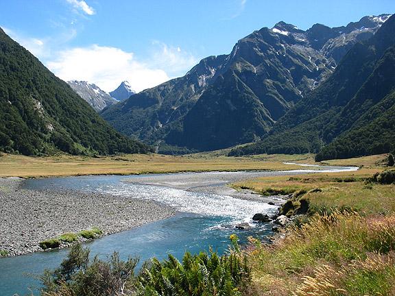 Mt. Aspiring National Park