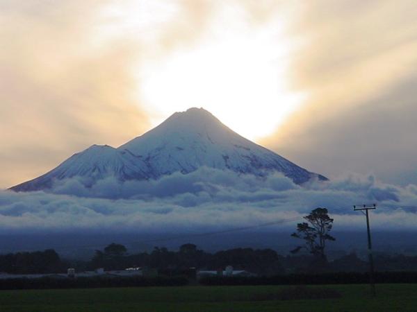 Majestic Mount Taranaki