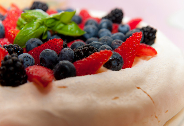 Pavlova from the Land Down Under