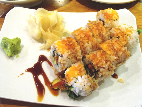 RockyRolls Sushi in Boulder, Colorado