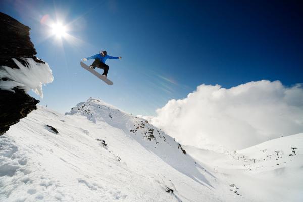 Skiing in the Lake Wanaka Region