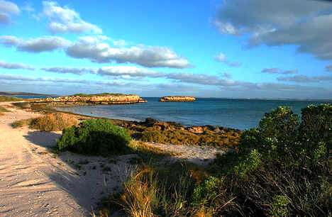 Streep Point in Western Australia