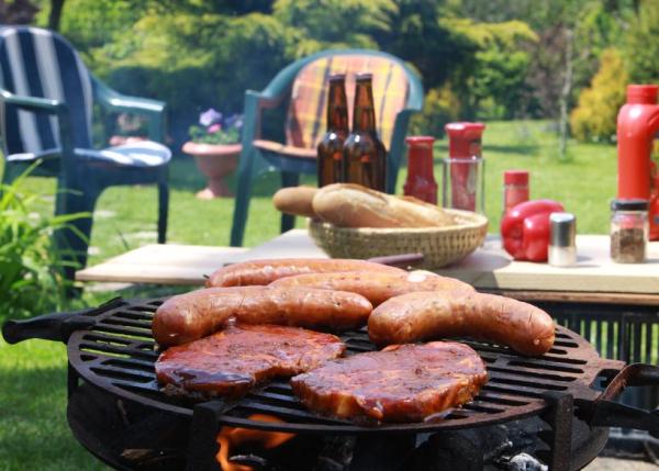Dog Days of Summer BBQ