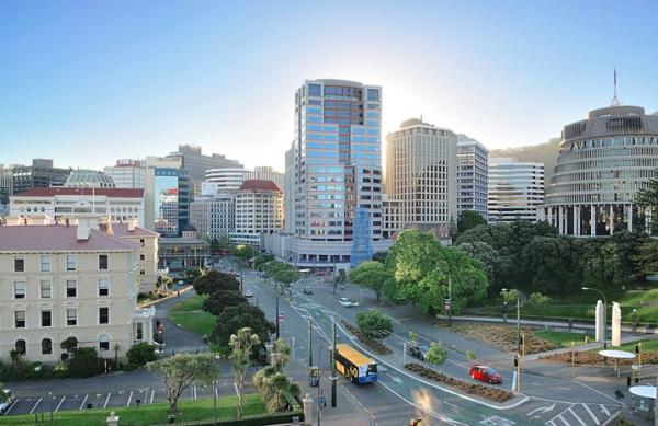 Wellington City Center