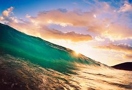 Scarborough Beach in Peth, Western Australia