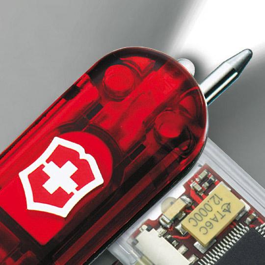 Swiss Army Knife with USB