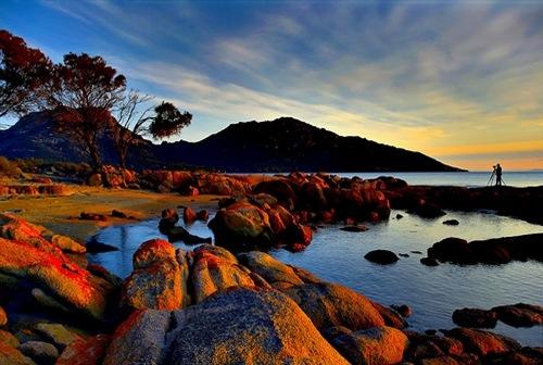 Bay of Fires, Tasmania