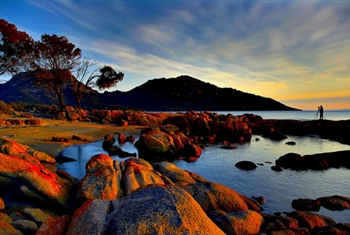 Bay of Fires, Tasmania