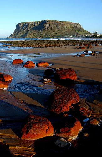 beach-sunset-australia