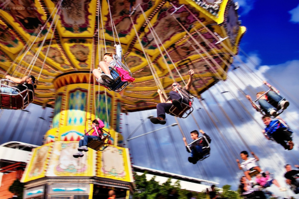 Wave Swinger, Sydney Royal Easter Show, Photo by Christopher Chan, Some Rights Reserved