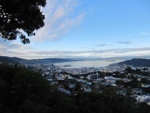 Wellington Bay