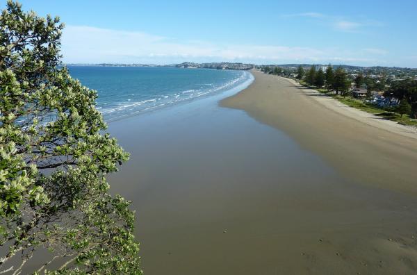 Whangaparaoa Peninsula on Te Aroroa