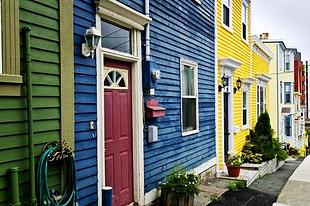 St. John's in Newfoundland