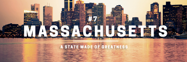 massachusetts - a state made of greatness