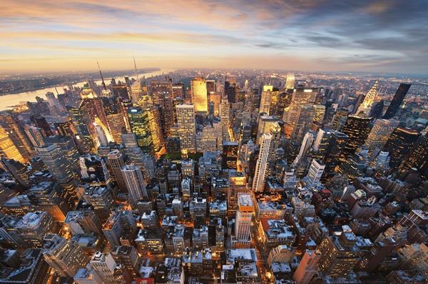 new york cityscape thinkstock
